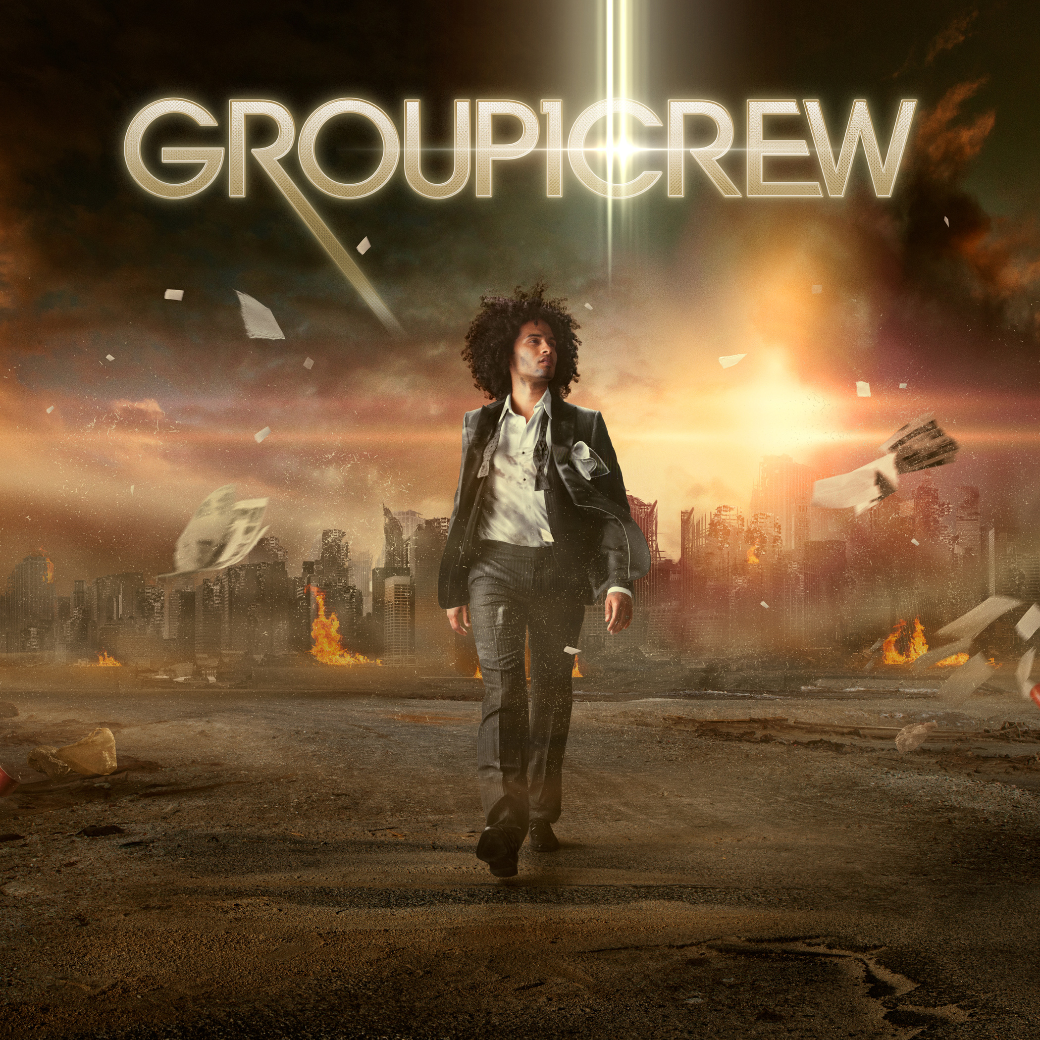 Group One Crew Movin 95