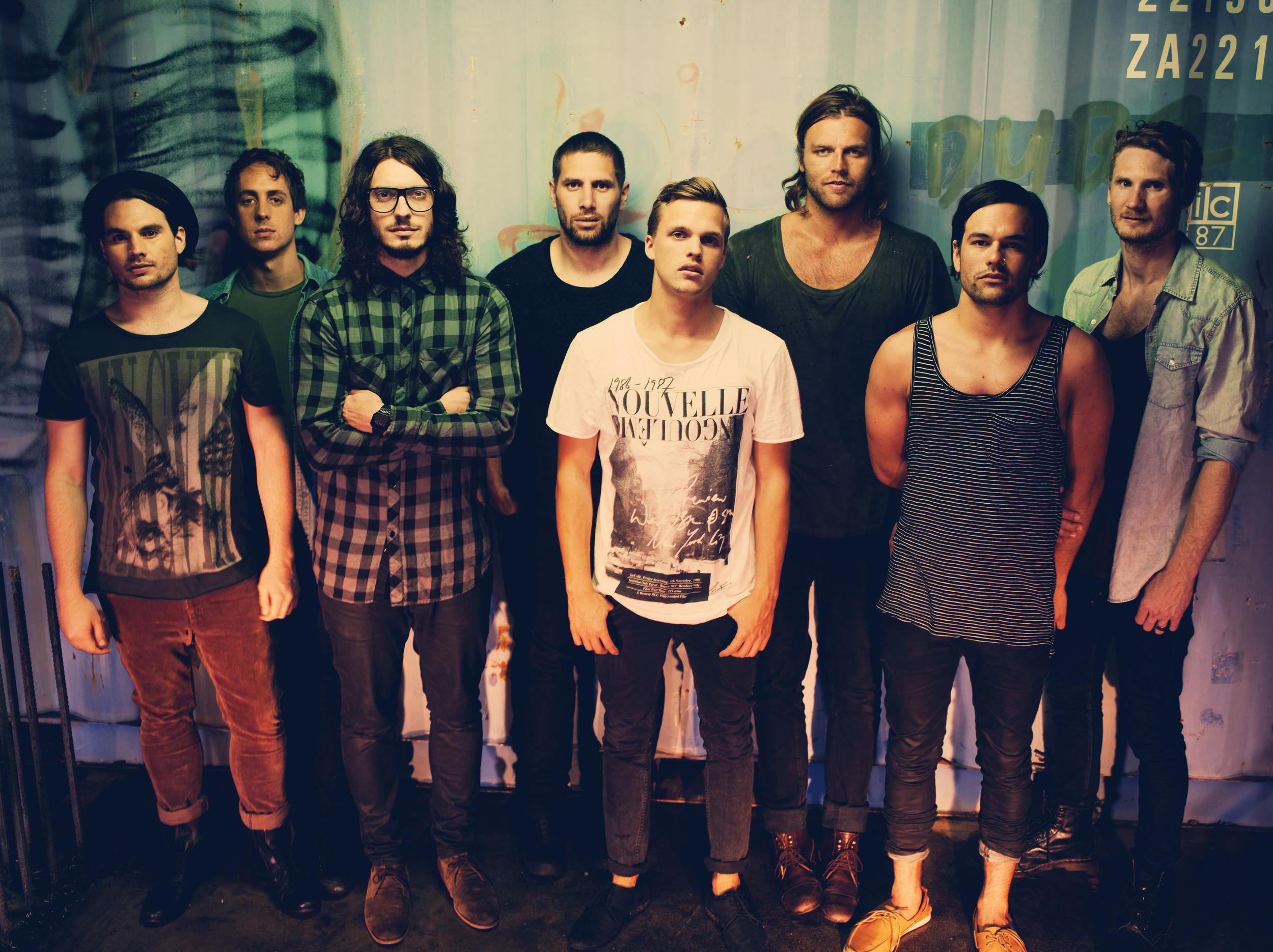 Hillsong United 2012 Wallpaper Hillsong United