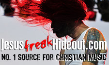 Jesus Freak Hideout