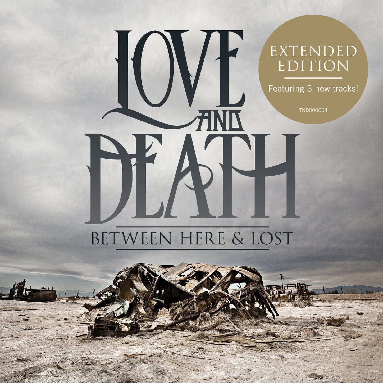 """Jesusfreakhideout.com: Love And Death, """"Between Here And"""