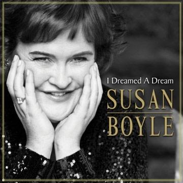 susan boyle i dreamed. SUSAN BOYLE#39;S I DREAMED A