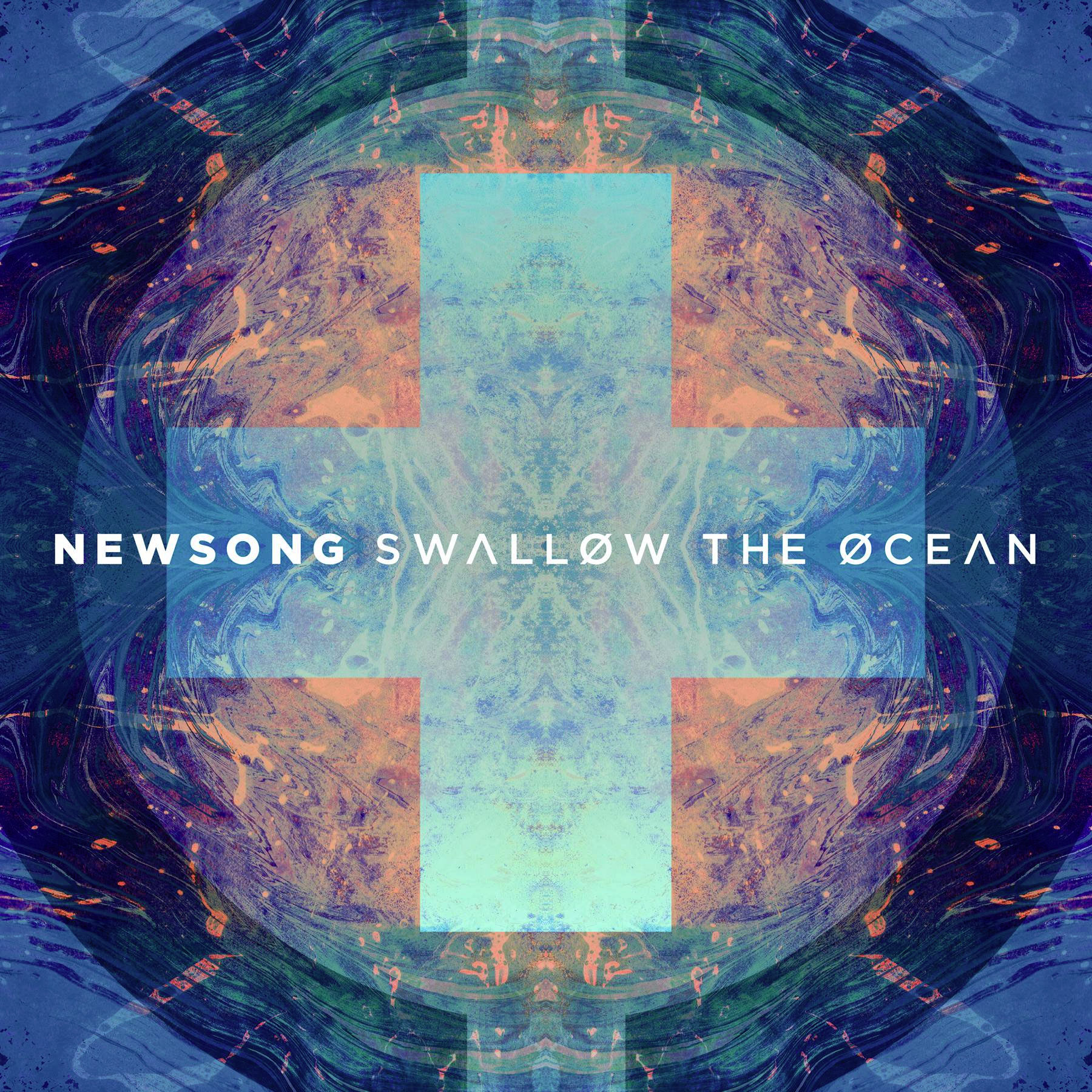 Newsong swallow the ocean review for Covers from the ocean