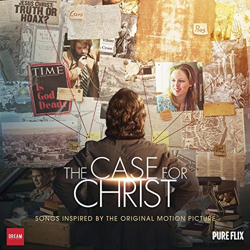 summary of the case for christ Summary dr craig is portrayed in the movie based on the case for christ by  lee stobel he discusses the film and the state of 'faith-based' films transcript.