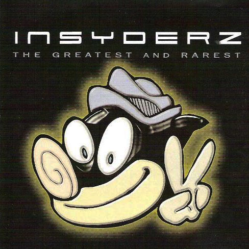 The insyderz - The Greatest and Rarest 2001