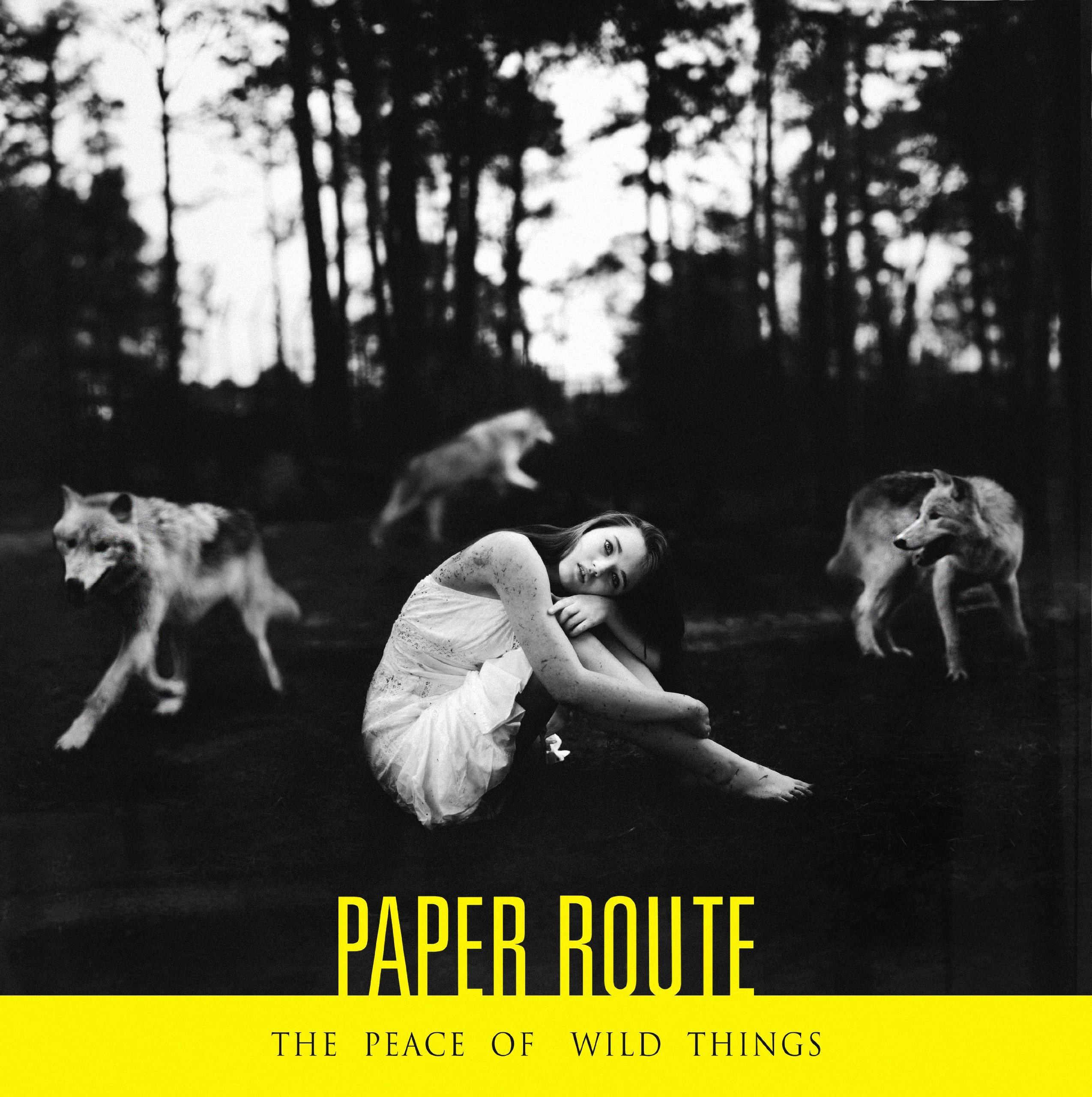 paper route lyrics Song: chariots artist: paper route / ps: i miss the effect in the riff1, if anyone can help me thanks / [verse] am dm love, is never invicible c g c.