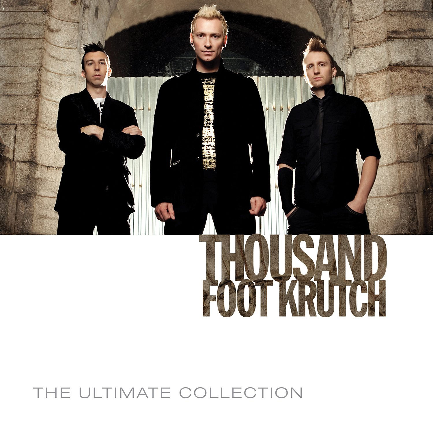 "Ultimate Collection Jpg: Thousand Foot Krutch, ""The Ultimate Collection"" Review"