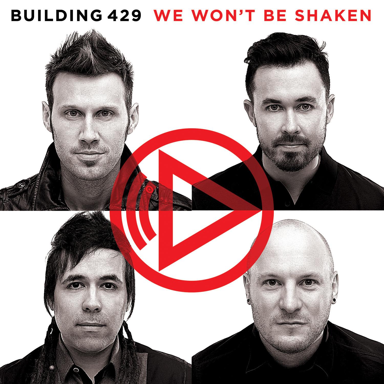 Not be shaken lyrics