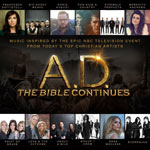 Worship Anthems Inspired by the Epic NBC Television Event A.D. The Bible Continues