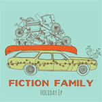 Fiction Family, Holiday EP