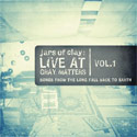 Jars Of Clay, Live At Gray Matters, Vol. 1