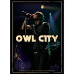 Owl City, Live From Los Angeles DVD