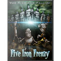 Five Iron Frenzy, The Rise and Fall of Five Iron Frenzy DVD