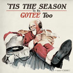 Various Artists, 'Tis The Season To Be Gotee Too