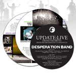 Desperation Band, Update:Live - DBand Favorites