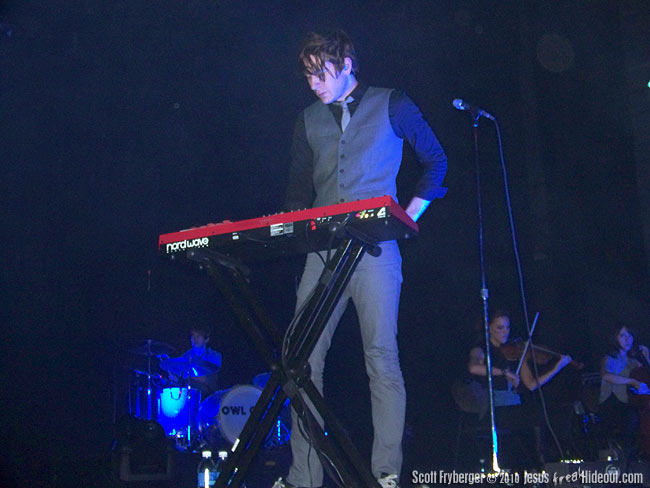 Jesusfreakhideout com Concert Reviews and Photos: Owl City, Hot