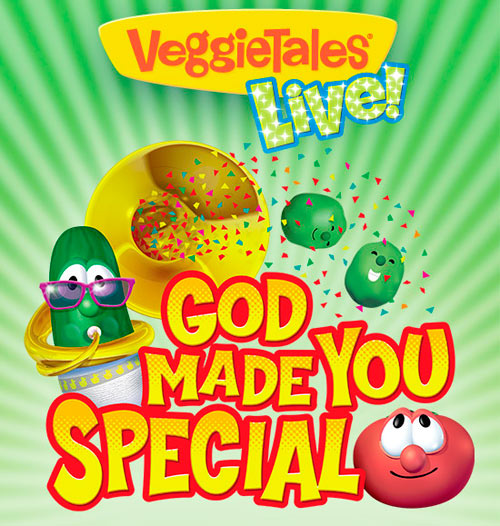VeggieTales Live