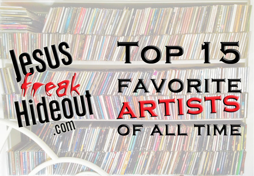 Jesusfreakhideout staff pick their top 15 artists of all time top 15 albums malvernweather Images
