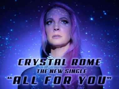 Check out the new single from Crystal Rome!