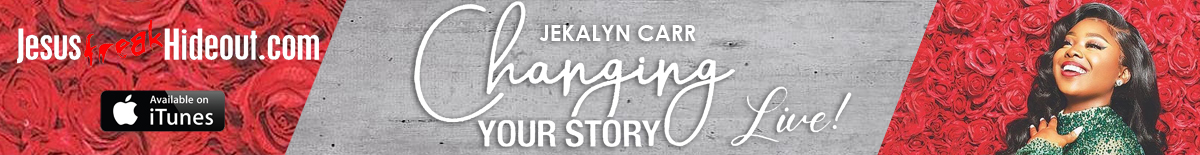 Listen to the new album from ‎Jekalyn Carr!