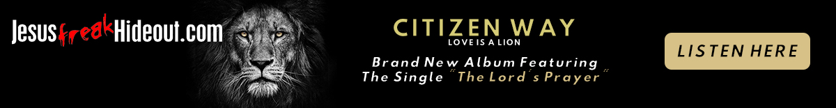 Listen to the new album from Citizen Way!