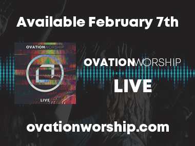 Check out the new album from Ovation Worship!