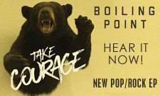Listen to the new album from Boiling Point!