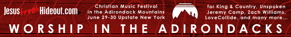 Get Tickets for the Worship in the Adirondacks in Upstate NY!