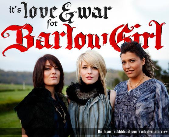 cd barlowgirl love & war