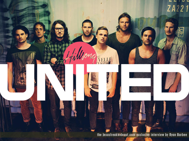 Hillsong United 2012 Wallpaper Band Hillsong United Took
