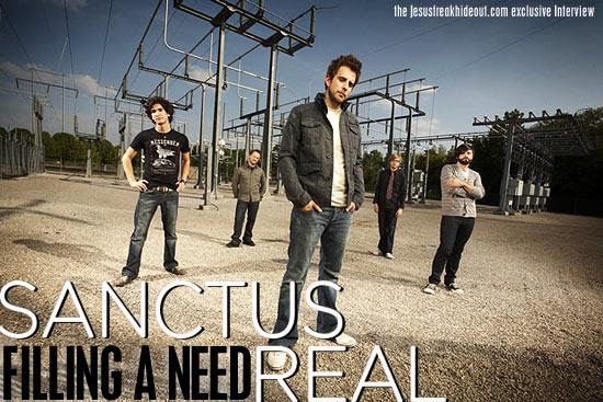Sanctus Real Lead Me. Jesusfreakhideout.com: Sanctus