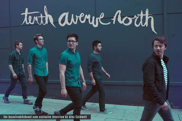 Tenth Avenue North Interview Tenth Avenue North 2014