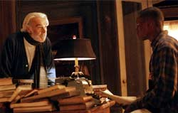 conclusion of finding forrester Finding forrester in finding forrester, jamal wallace (rob brown), a young african american high school student at the bronx, is invited to join an exclusive private high school because of his high tests scores.