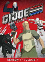 G.I. Joe: Renegades - Season1, Volume1