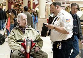 paul blart mall cop movie review