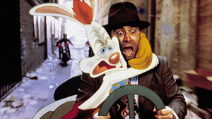 Who Framed Roger Rabbit Blu Ray Movie Review