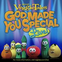 Veggietales God Made You Special Youtube