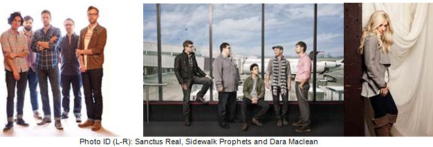 Sanctus Real Tour Dates November