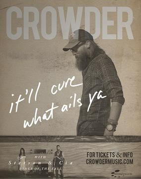 Jesusfreakhideout Music News February 2013 CROWDER #1: crowder itll cure what ails ya