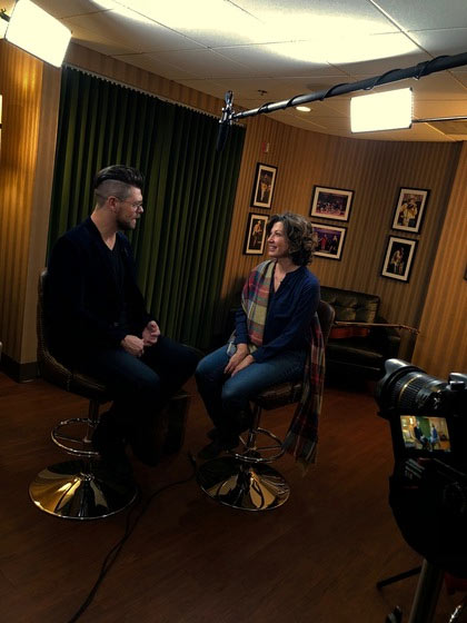 Amy Grant Vince Gill: JFH News: Amy Grant & Vince Gill To Appear On TODAY Dec. 14