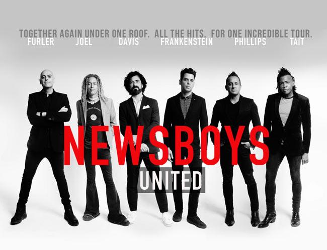 Newsboys Tour Shedule