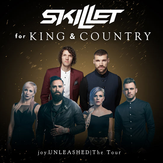 King And Country Tour Dates