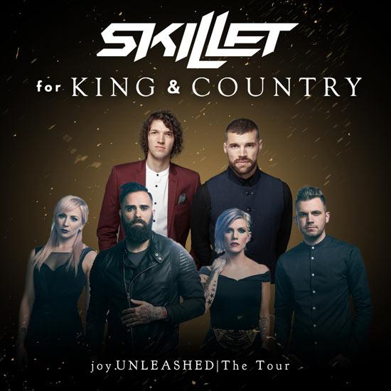 Unleashed  Tour Full List