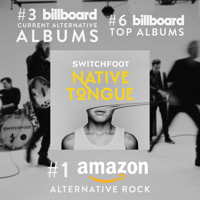 JFH News: SWITCHFOOT's