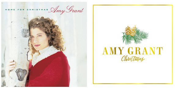 Christmas Albums 2019.Jfh News Amy Grant To Release Christmas Projects On Vinyl