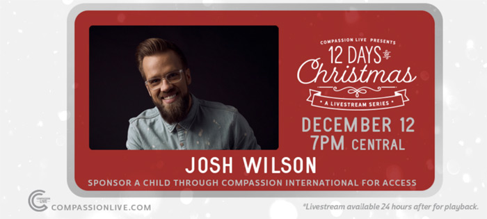 """JFH News: Josh Wilson Mashes """"Revolutionary"""" With """"O Come, O Come Emmanuel"""" In New Video ..."""