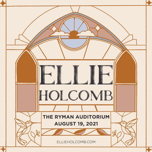 Ellie Holcomb To Perform at Ryman Auditorium August 19