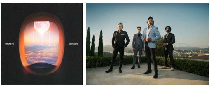 Newsboys Release New Single, 'Magnetic