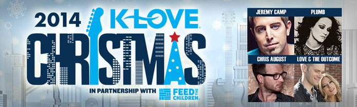 K Love Christmas Tour Nashville Tn
