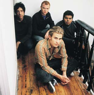 Lifehouse Live in Manila at the Araneta Coliseum